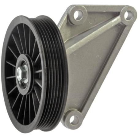 Dorman Help A/C Compressor Bypass Pulley Truck A/c Compressor Bypass Pulley