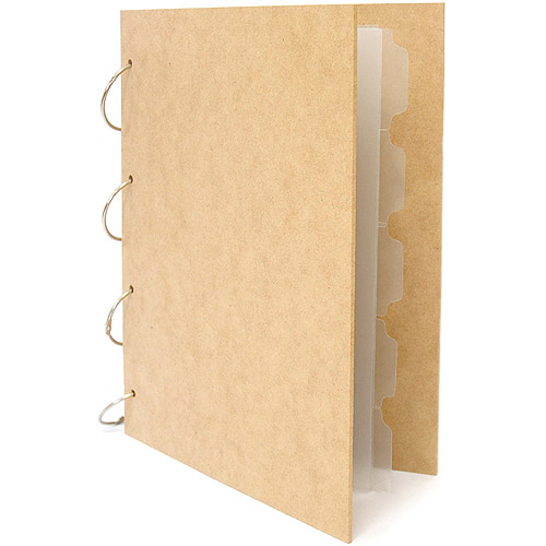 Beyond The Page MDF Recipe Book