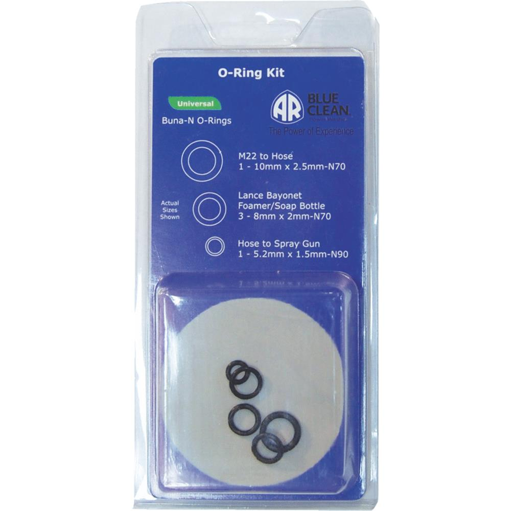 AR Blue Clean Pressure Washer O-Ring Kit