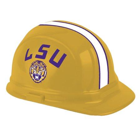 LSU Tigers WinCraft Team Construction Hard Hat - No