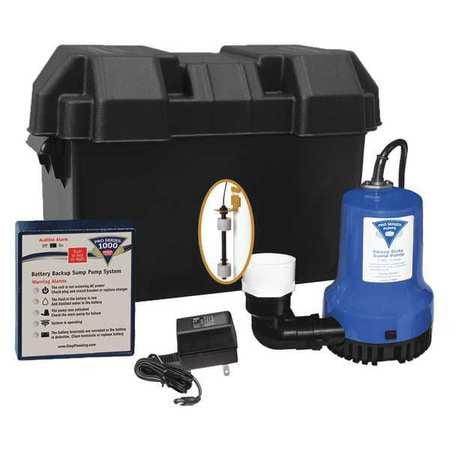 PHCC PRO SERIES PHCC-1000 Pump,Battery Backup