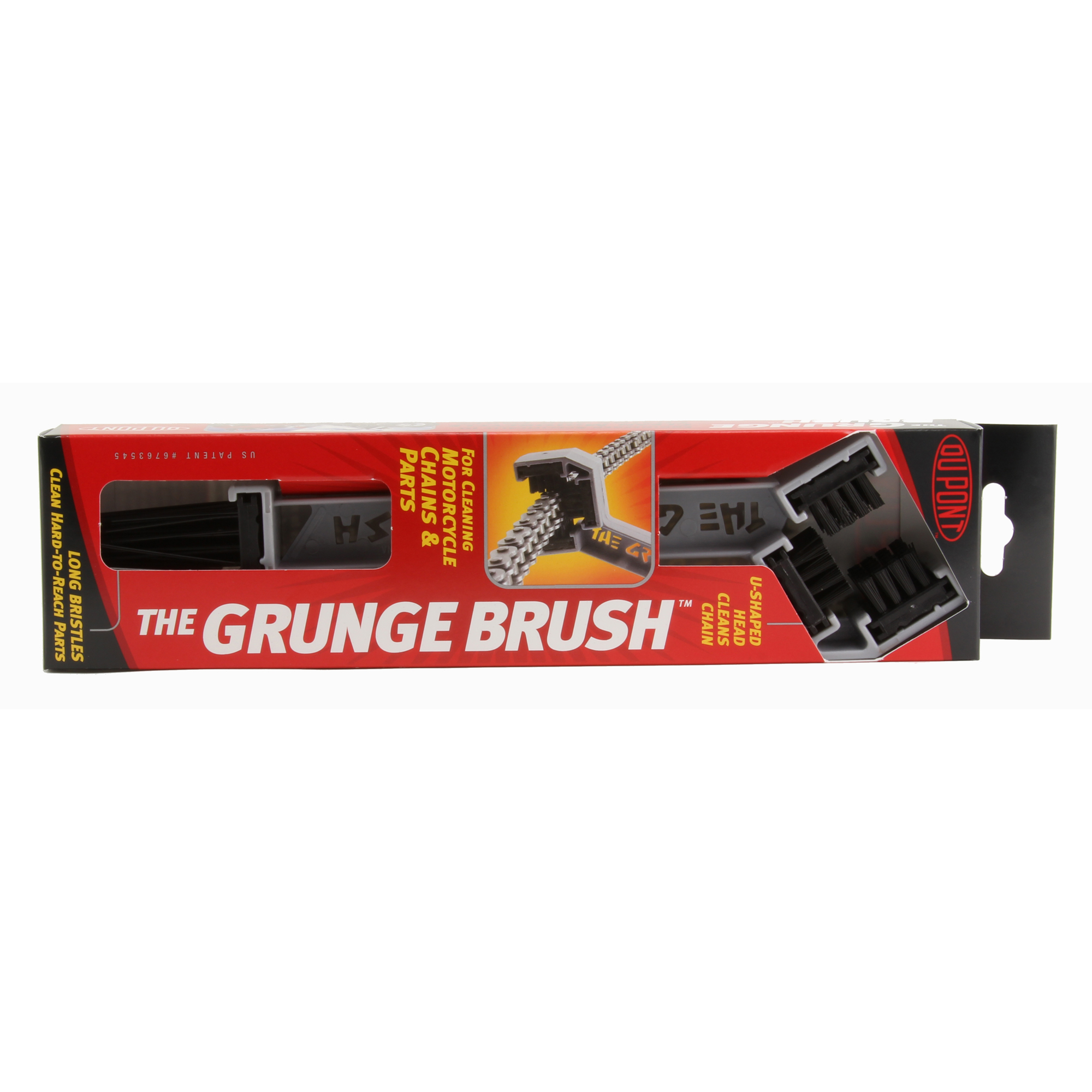 DuPont Grunge Brush