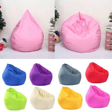 Bean Bag Chair Sofa Cover Large Pouch Beanbag Lazy Couch Single Chair Furniture ()