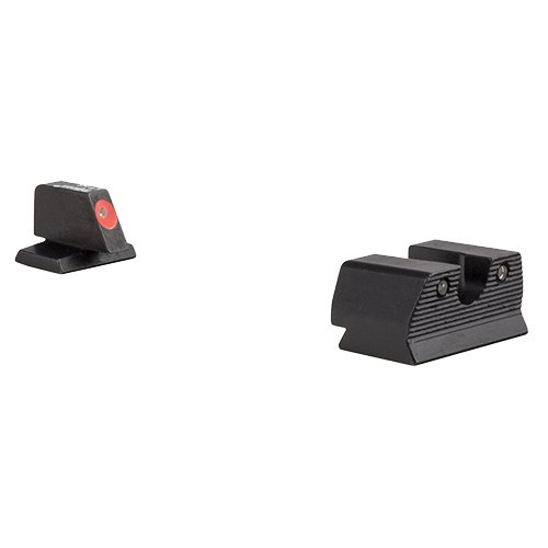 Trijicon Trijicon HD XR Night Sights HD XR Night Sight Set with Orange Front Outline for Fnh FNX-45, & Fnp-45 by Trijicon