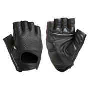 Lizard Skins, 1.0 Short Finger-Black-S La Sal