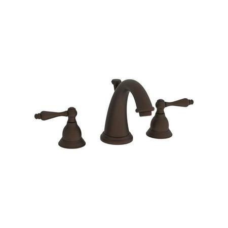 Newport Brass 850C/10B Seaport Oil Rubbed Bronze two handle Widespread Lavatory (Newport Brass Widespread Faucet)