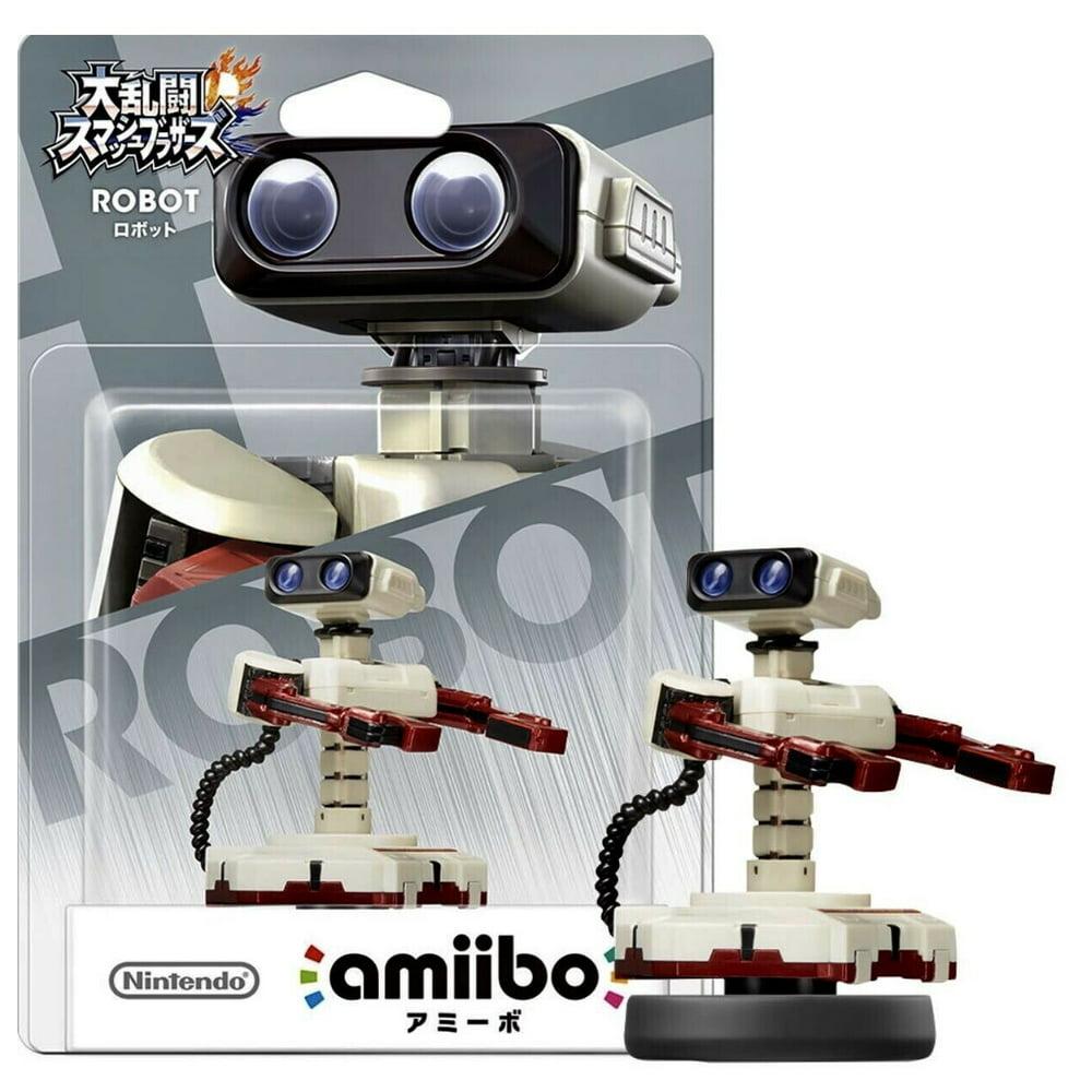 R.O.B. Robot Amiibo - Super Smash Bros. Series [Nintendo Switch Wii U 3DS NES]