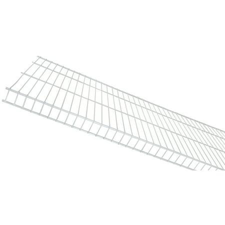 "Rubbermaid 41642 3' X 16"" White TightMesh™ Shelf Kits"