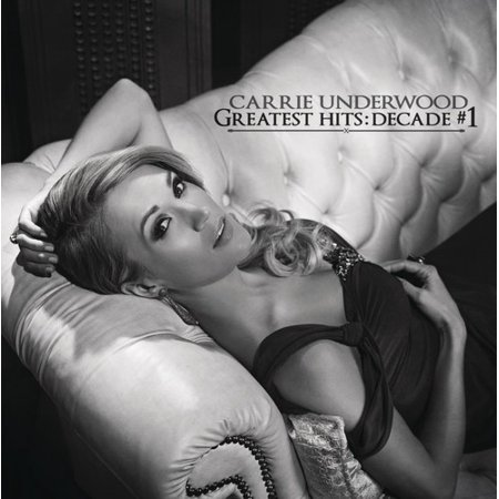 Carrie Underwood   Greatest Hits  Decade  1  Cd