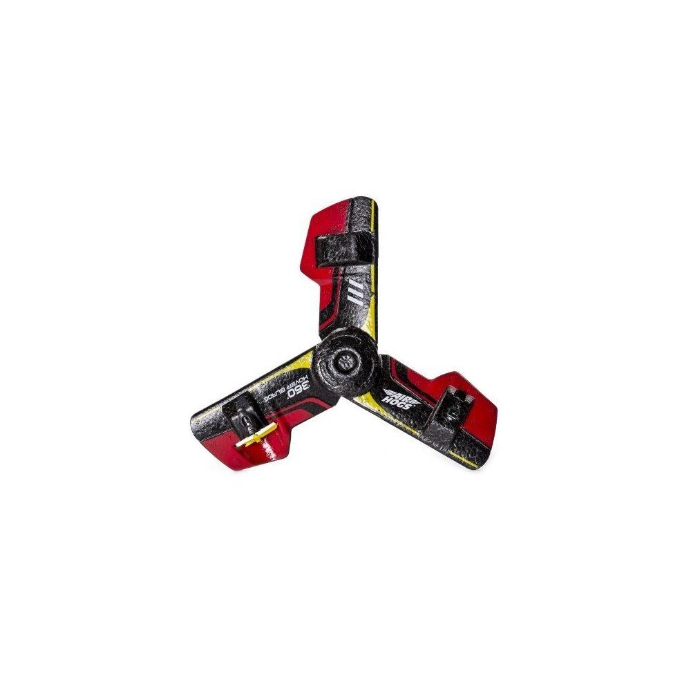 Air Hogs 360 Hoverblade, Remote Control Boomerang, Red   Launch it from the ground, your... by