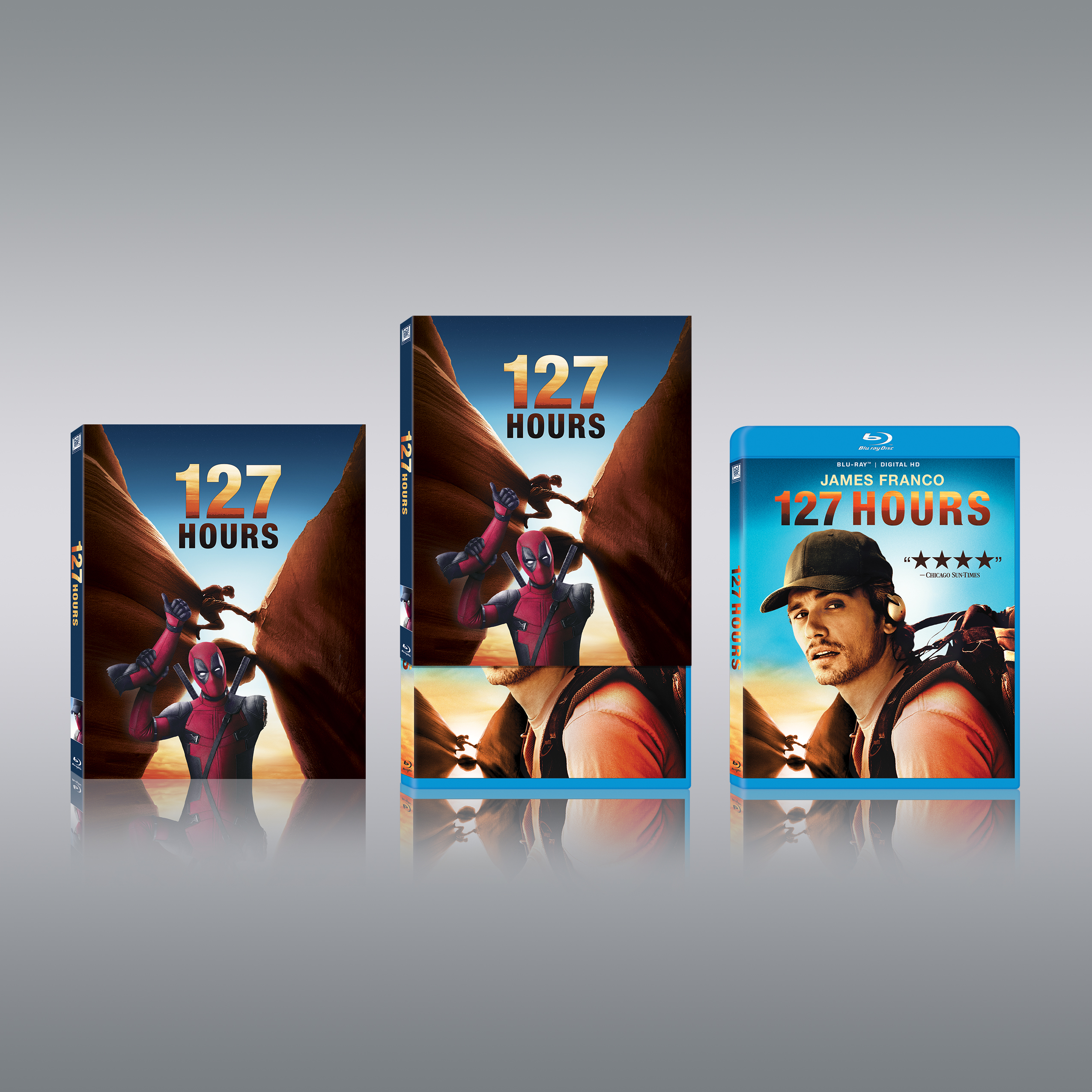 127 Hours (Walmart Exclusive) (Blu-ray + Digital)