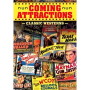 Coming Attractions: Classic Westerns (DVD) by Gotham