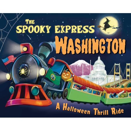 Spooky Express Washington, The (Washington Halloween Events)