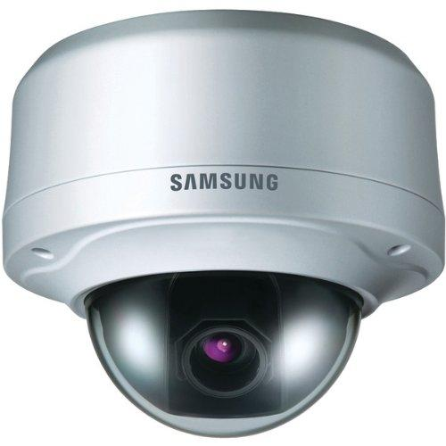 Samsung SCV-3080 Surveillance/Network Camera - Monochrome, Color - 3.9x Optical - CCD - Wired