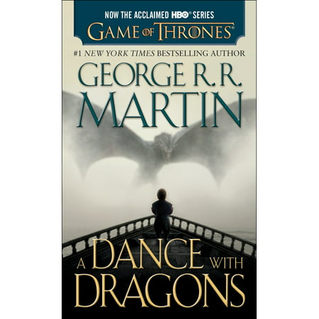 A Dance with Dragons (HBO Tie-in Edition): A Song of Ice and Fire: Book Five : A Novel](First Dance Songs For Halloween Wedding)