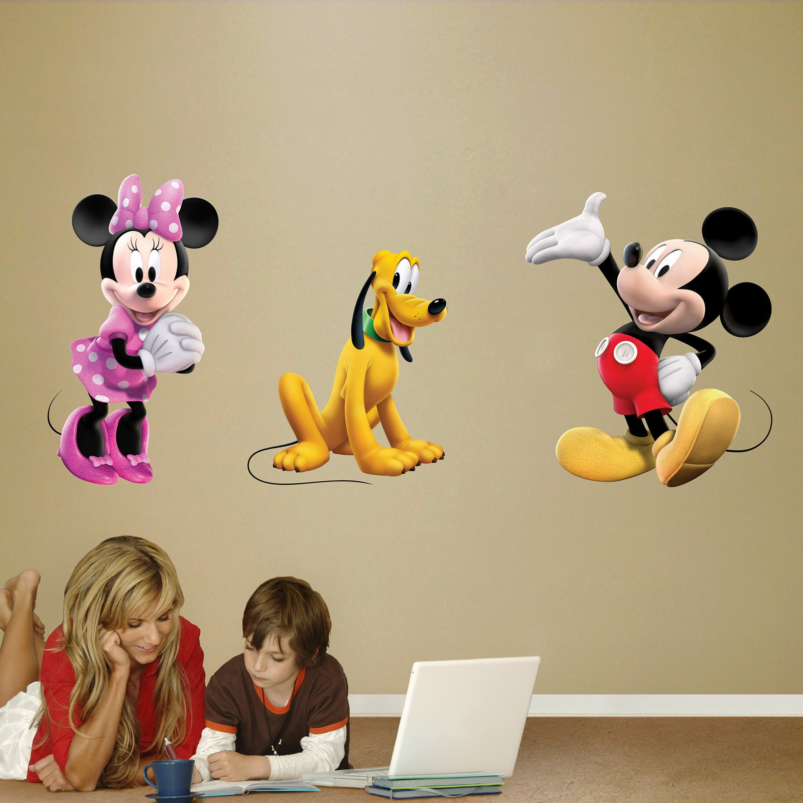 Disney Mickey Mouse and Friends Wall Decal