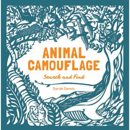 Animal Camouflage : A Search and Find Activity