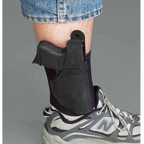Galco Ankle Lite Holster, Black by Galco
