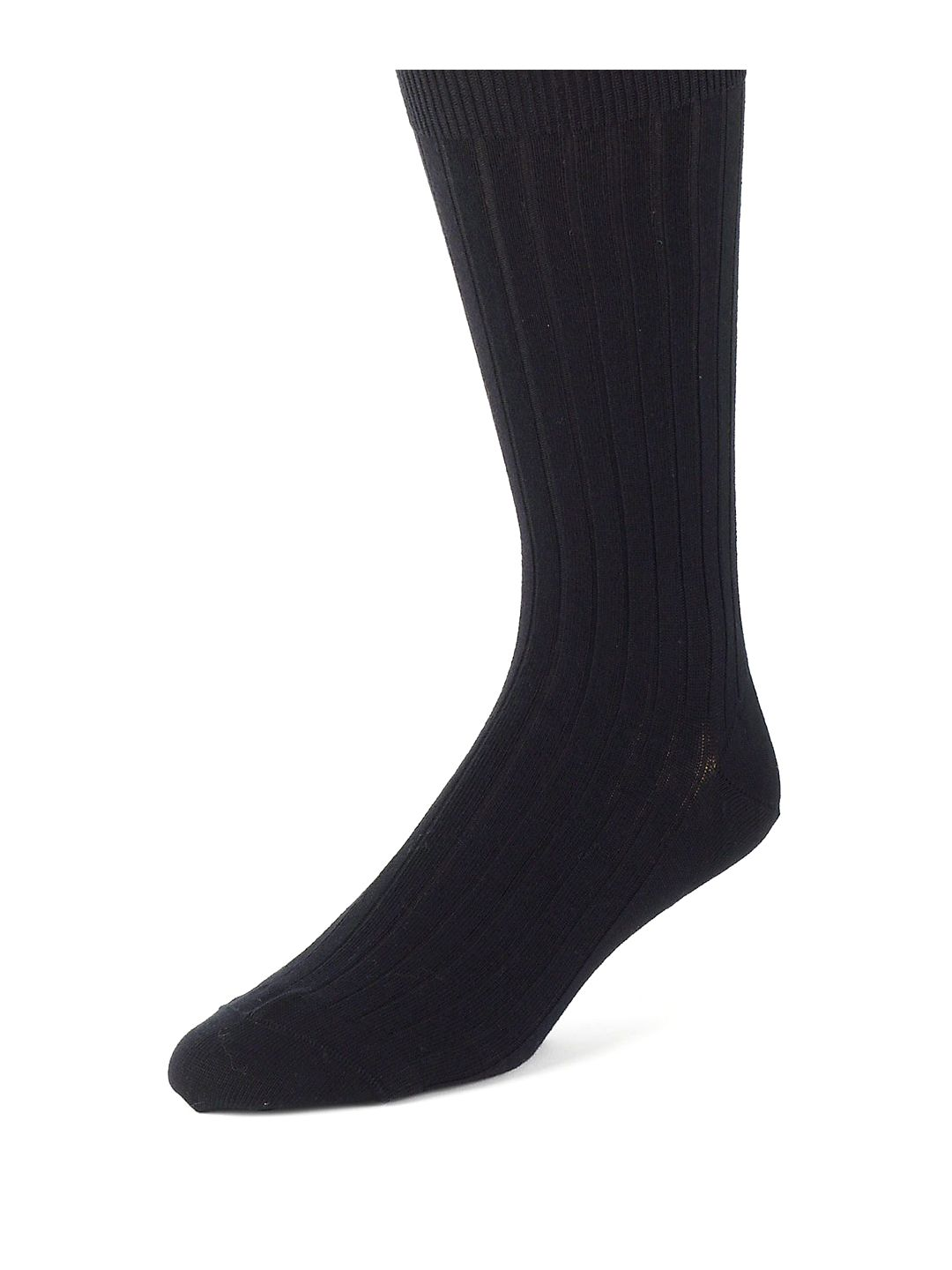 Ribbed Dress Socks