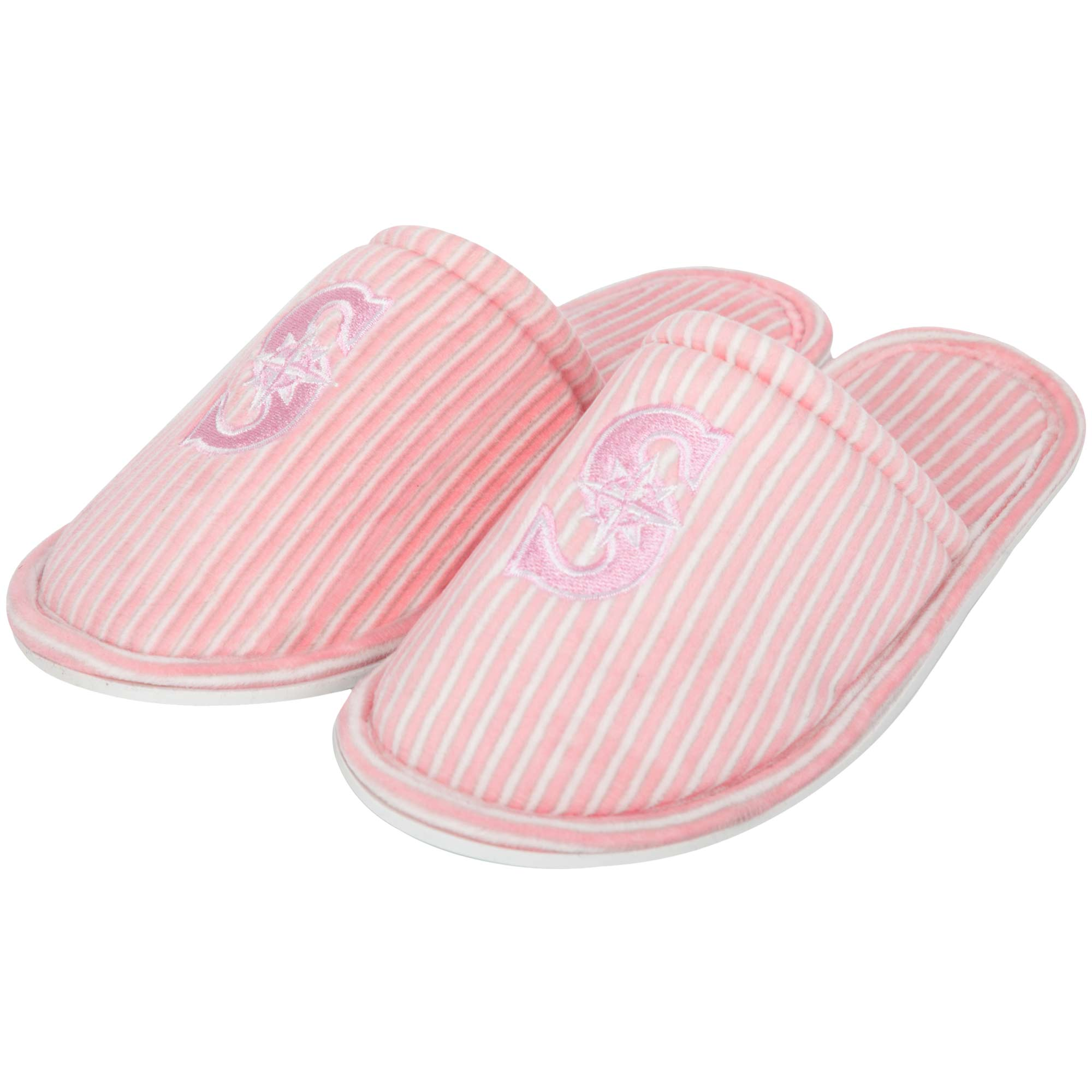 Seattle Mariners Slide Women's Slide Mariners Slipper - Pink 88f3a1
