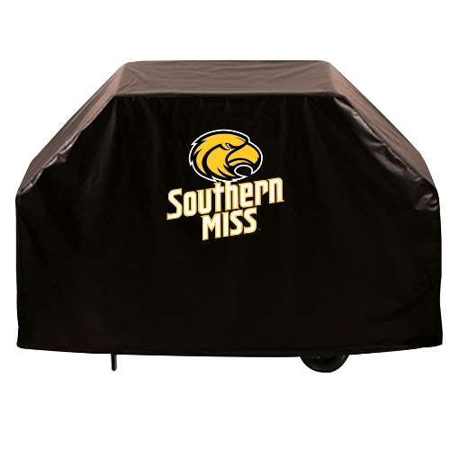 NCAA Grill Cover by Holland Bar Stool, 60'' - Southern Miss