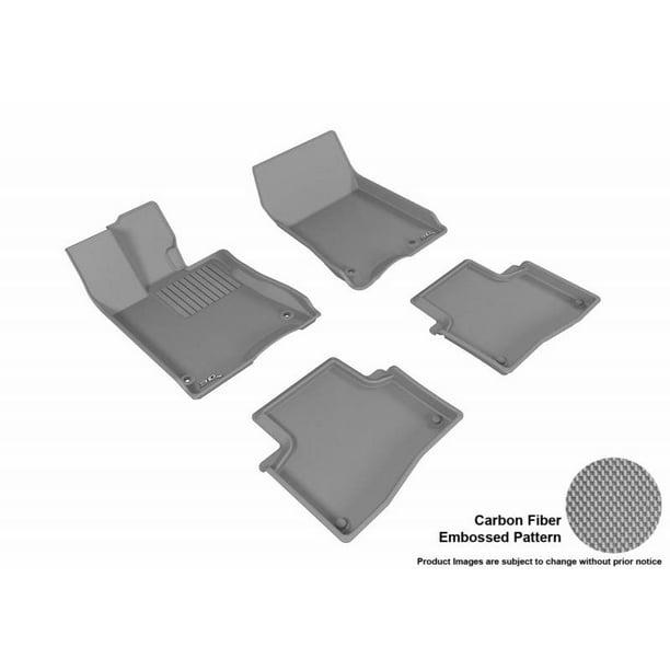 3D MAXpider 2014-2020 Acura RLX 1st Row 2nd Row Kagu