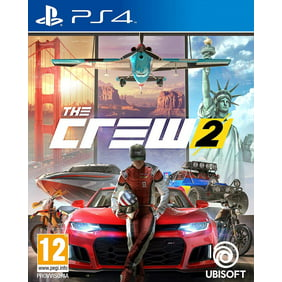 The Crew 2 Day 1 Edition Ubisoft Playstation 4 887256029074 Walmart Com Walmart Com