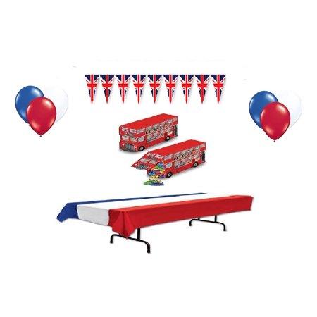 British (Union Jack) - Union Jack Party Decorations