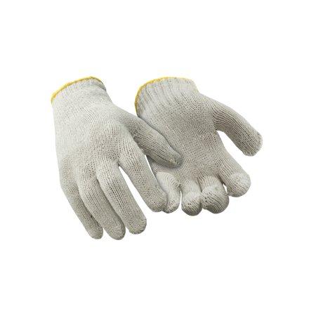 Lightweight String Knit (RefrigiWear Lightweight Cotton String Knit Glove Liners Natural (12 Pairs))