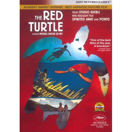 The Red Turtle (Blu-ray)