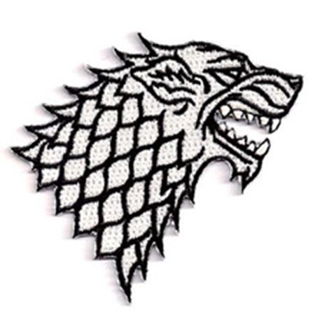 Game Of Thrones House Stark Direwolf 3