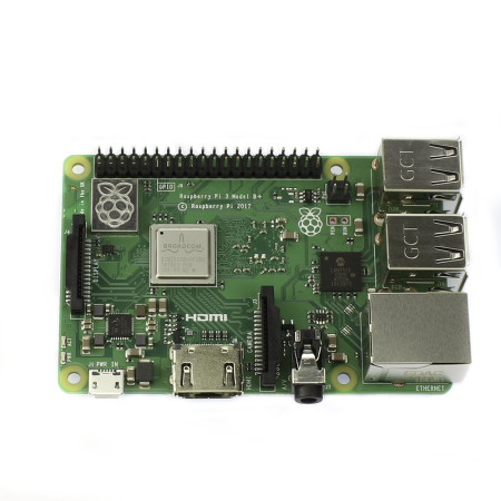 Latest Raspberry Pi 3 Model B+ 2018 1.4Ghz 1GB WiFi Bluetooth