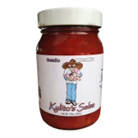 (2 Pack) Kylito's Gentle Salsa, 16 oz