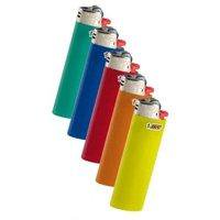 Bic Classic Full Size Lighter Maxi Full Size Assorted Colors 10 Pack (Mazzi Lighter)