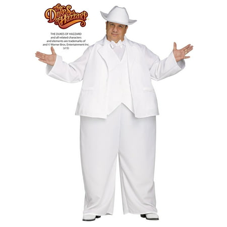 boss hogg plus size costume - Bass Costume