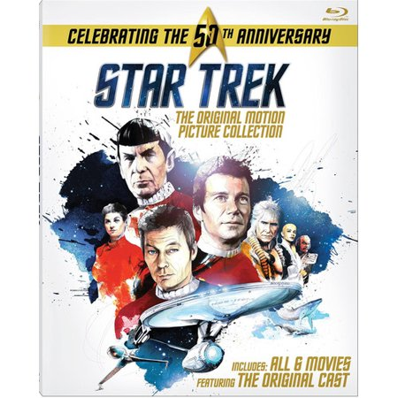 Star Trek  The Original Motion Picture Collection  Blu Ray