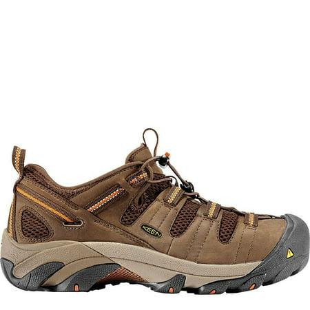 keen utility men's atlanta cool steel toe work shoe,shitake,9 d us