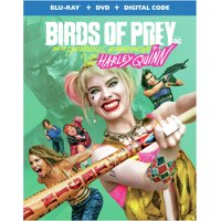 Harley Quinn: Birds of Prey (Blu-ray + DVD + Digital Copy)