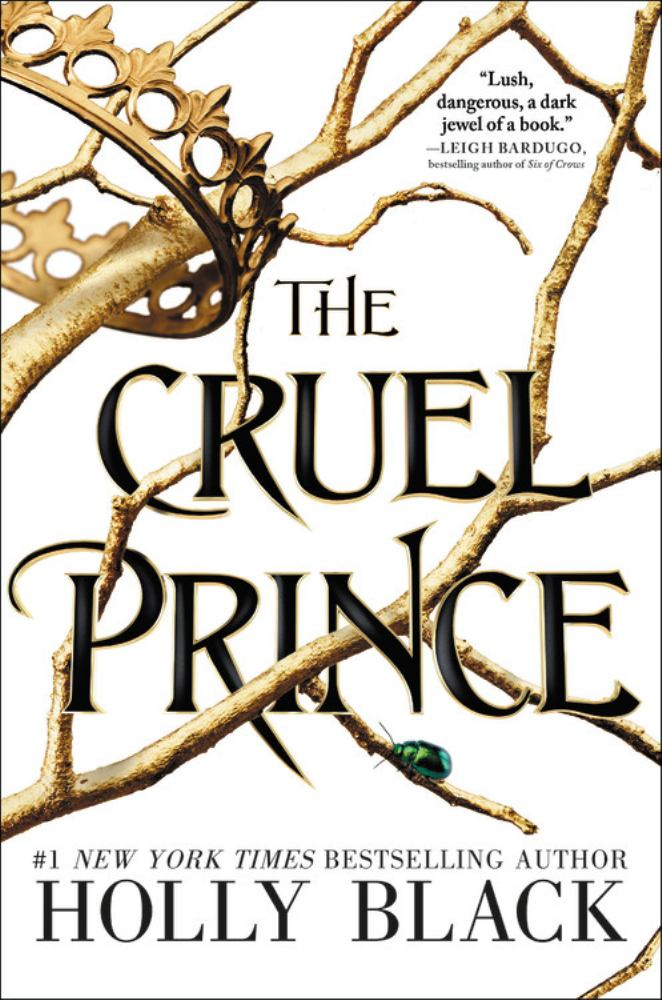 Folk of the Air: The Cruel Prince (Other) by Little, Brown Books for Young Readers