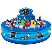 24-Can Inflatable Graduation Cooler