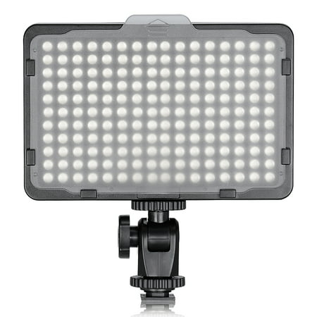 Neewer Photo Studio 176 LED Ultra Bright Dimmable on Camera Video