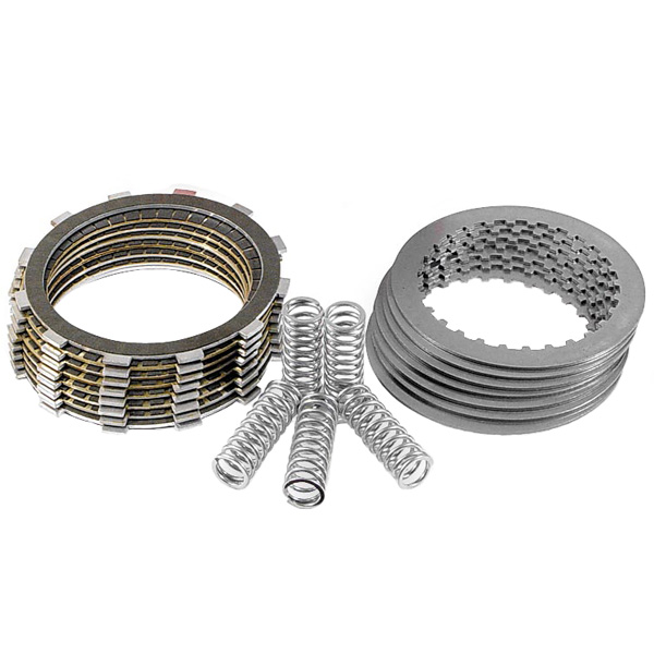 EBC DRC Complete Clutch Kit (Fibers, Steel Plates, Springs) DRC91