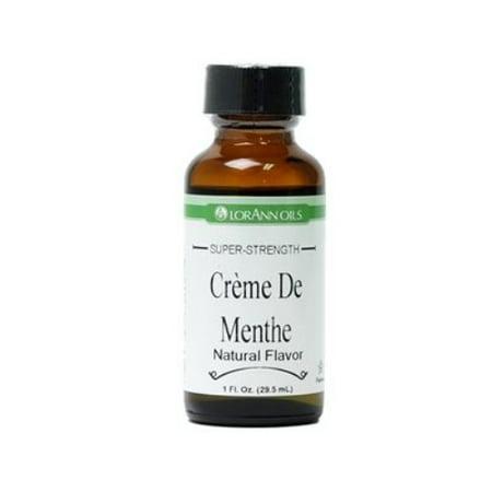 Creme De Menth Flavor - LorAnn Oils - 1 oz ()