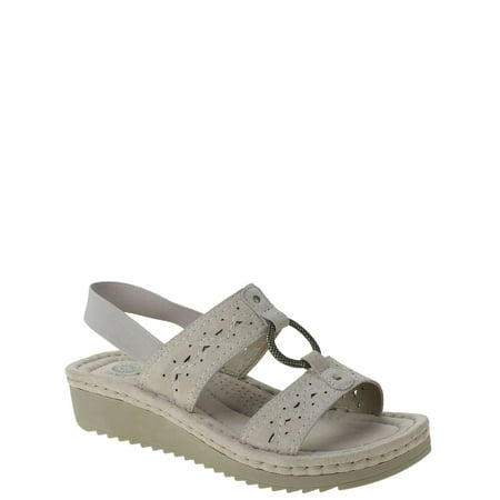 EARTH SPIRIT WOMENS ALLI SANDAL