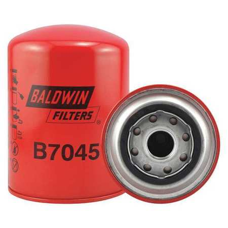 BALDWIN FILTERS B7045 Oil Filter, Spin-On, by Baldwin Filters