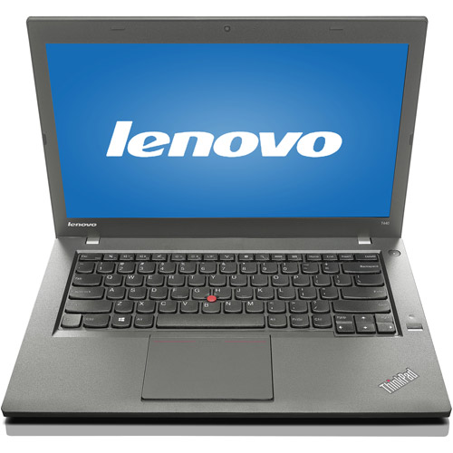 "Lenovo Ultrabook Graphite Black 14"" ThinkPad T440 Laptop PC with Intel Core i7-4600M Processor, 4GB Memory, 500GB Hard Drive and Windows 7 Professional"