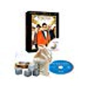 KINGSMAN THE GOLDEN CIRCLE Blu-ray/DVD/Digital Whiskey Stones Gift Set (Limited Edition)