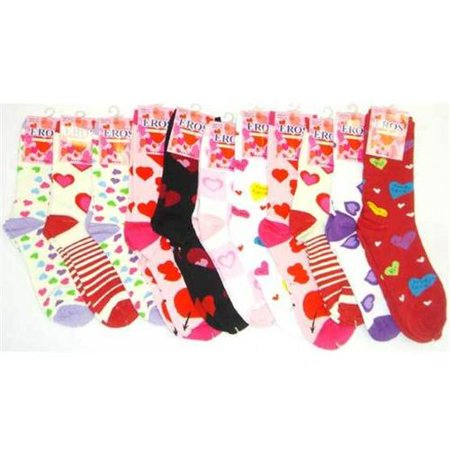 ddi valentines day socks pack of - Valentines Socks
