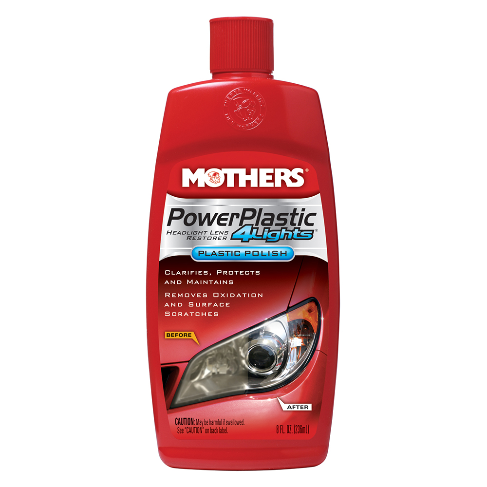 MOTHERS POWER PLASTIC 4LIGHTS