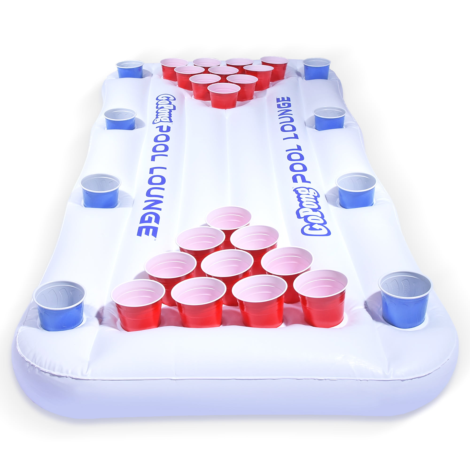Terrific Gopong Pool Lounge Inflatable Beer Pong Table With Social Floating 6 Long Download Free Architecture Designs Pushbritishbridgeorg